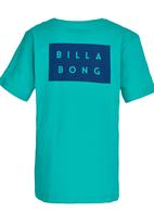 Billabong  - Die Cut Tee Green