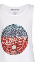 Billabong  - Coaster Singlet White