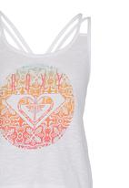 Roxy - Ideal Vacation Girls Tee White