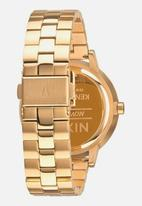 Nixon - Kensington Watch Gold