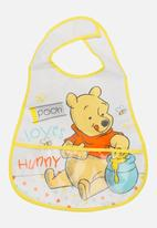 Character Baby - Winnie The Pooh Catcher Bib Multi-colour