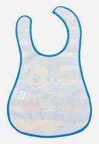 c25e3a302d7 Mickey Mouse Catcher Bib Multi-colour Character Baby Accessories ...