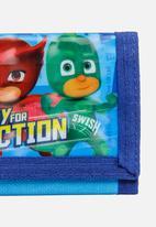 Character Fashion - PJ Masks Wallet Multi-colour