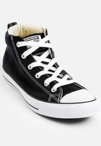 Converse - Chuck Taylor All Star Street Mid Sneakers Black
