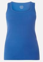 EVANS - Essential Vest Cobalt
