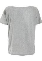 Next - Grey ZZ T-shirt Pale Grey