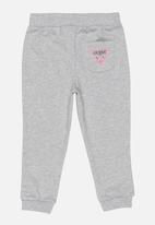 GUESS - Girls Active Pale Grey Jogger