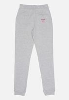 GUESS - Girls Active Jogger Pale Grey