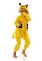 aFREAKa Clothing - Pikachu Inspired Onesie Yellow