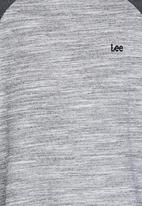 Lee  - Lee Raglan Sweat Top Multi-colour