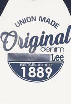 Lee  - Original Raglan Tee Cream