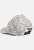 MINOTI - Baseball Marl Peak Cap with Beaded Detail Grey