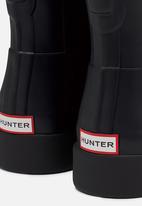 Hunter - Refined chelsea - black