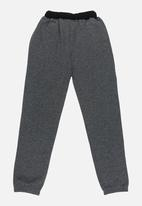 POP CANDY - Cuffed Jogger Charcoal