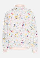 POP CANDY - Printed Zip Through Jacket Multi-colour