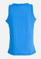 POP CANDY - Printed Batman Vest Blue