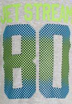 POP CANDY - Short Sleeve Printed Tee Grey