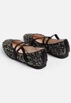 POP CANDY - Ballerina pumps - black