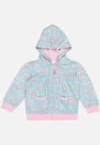 POP CANDY - Printed Hoodie Multi-colour