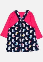 POP CANDY - Printed Dress Set Multi-colour