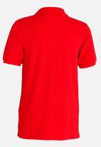 POP CANDY - Short Sleeve  Golfer Red