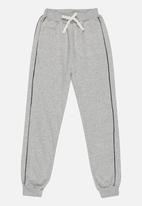 POP CANDY - Cuffed Jogger Grey