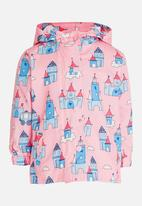 POP CANDY - Girls Hooded Jacket Multi-colour