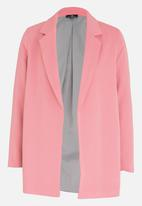 STYLE REPUBLIC - Oversized Blazer Rose