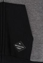 Quiksilver - Scorpian King Long Sleeve Hoodie Black
