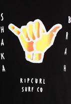 Rip Curl - Shaka Brah 2 Tee Black