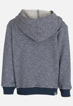 Roxy - Easy to begin pullover hoodie - navy