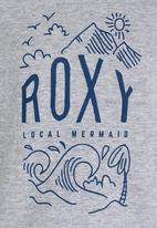 Roxy - Shine All Day Pullover Sweat Top Grey
