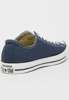 Converse - Chuck Taylor Canvas Lo Sneakers Navy