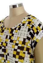 Sitting Pretty - Syringa blouse