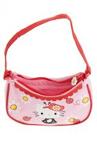 Zoom - Hello Kitty handbag with pink strap and flower