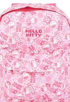 Zoom - Backpack with Hello Kitty and candy