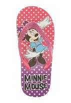 Zoom - Minnie Mouse slip slops