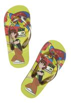Zoom - Ben 10 slip-slops
