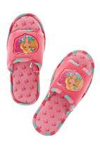 Zoom - Barbie slippers