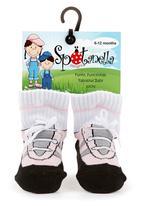 Spotanella - Socks with sneaker-look