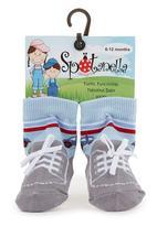 Spotanella - Car sneaker-style socks