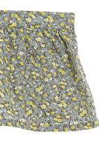 Sticky Fudge - Floral skirt with elasticated waistband