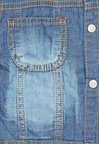 Phoebe & Floyd - Denim jacket with fleece lining