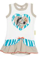 Hooligans - Butterfly Kisses babygro