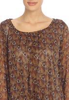Mishah - Floral tunic