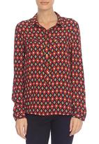 Bokke and Blomme - Printed shirt