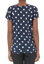 SASS - Natalie T-shirt with spots