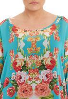Ella Lea - Bright floral tunic