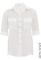 Megalo - Satin shirt