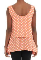 Morphe - Tiered top
